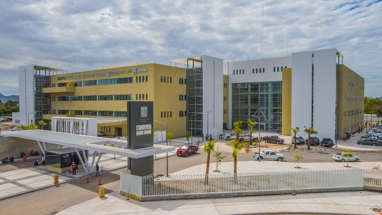 En seis años, Sonora mejoró en infraestructura, capacidad y atención de la salud: Clausen Iberri