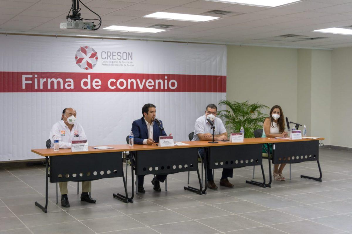 Capacitarán a futuros docentes en Sonora sobre donación de órganos y trasplantes