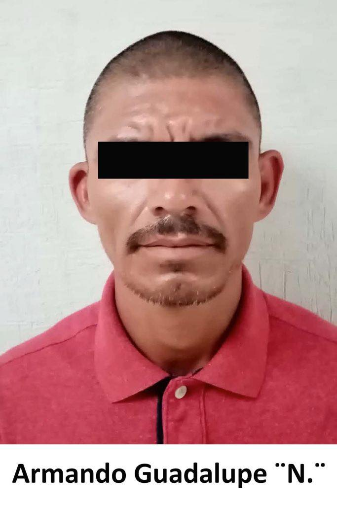 "Armando Guadalupe ""N.""."