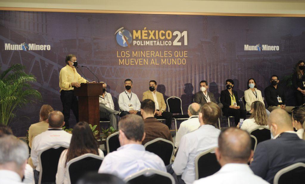 Un orgullo que Sonora se consolide como el estado minero líder de México: Jorge Vidal Ahumada