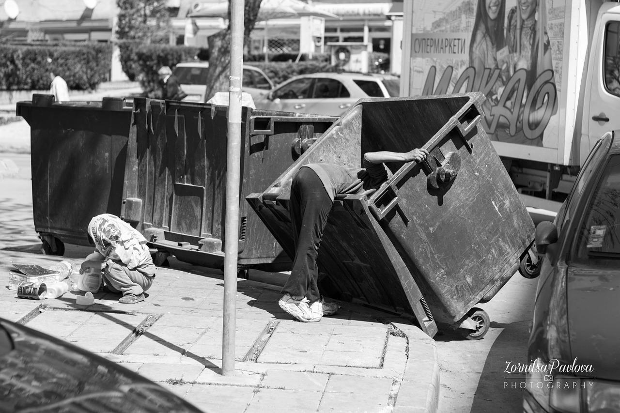 Carencia alimentaria, una triste realidad en Sonora. Imagen de iha31 en Pixabay