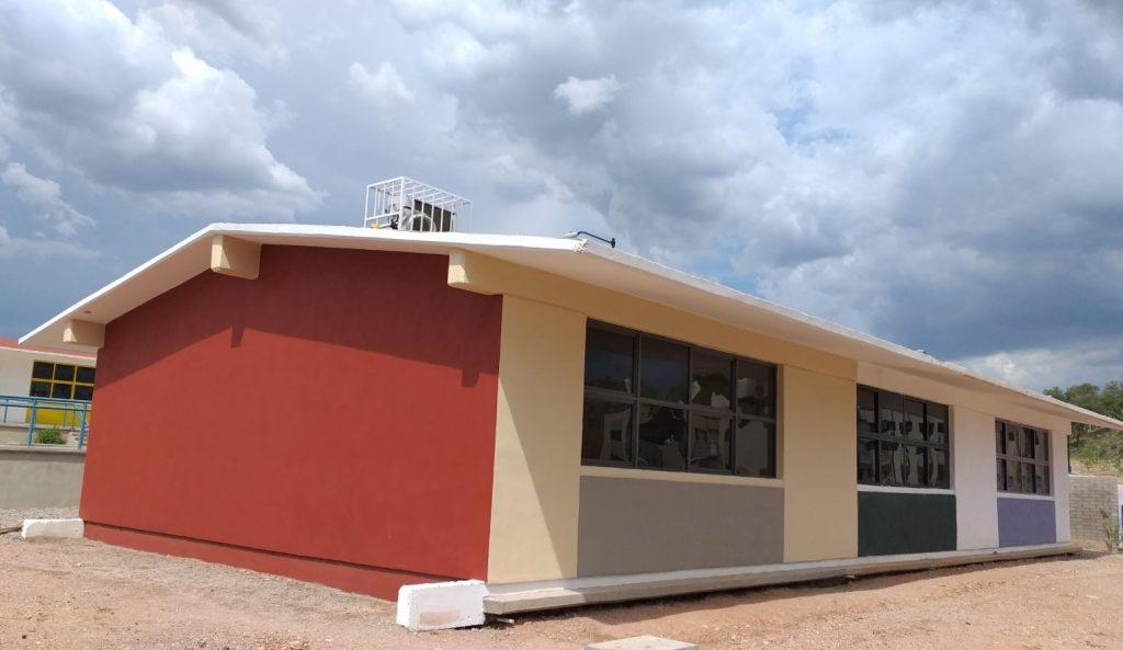 Ha rehabilitado ISIE más de 740 planteles de educación Básica durante la pandemia