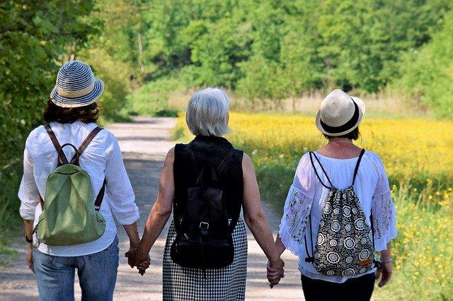 ¿El equilibrio hormonal es un factor determinante en la salud de la mujer? Imagen de silviarita en Pixabay