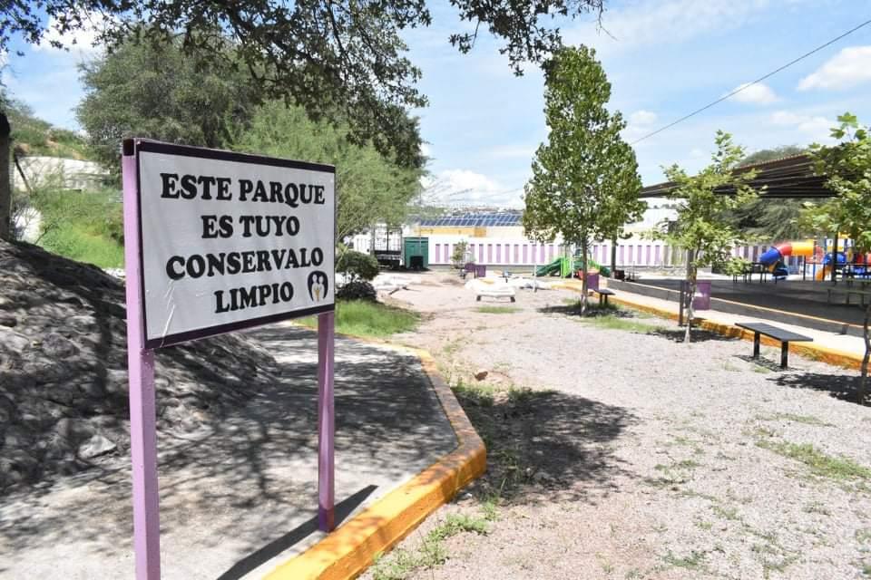 parque recreativo del DIF