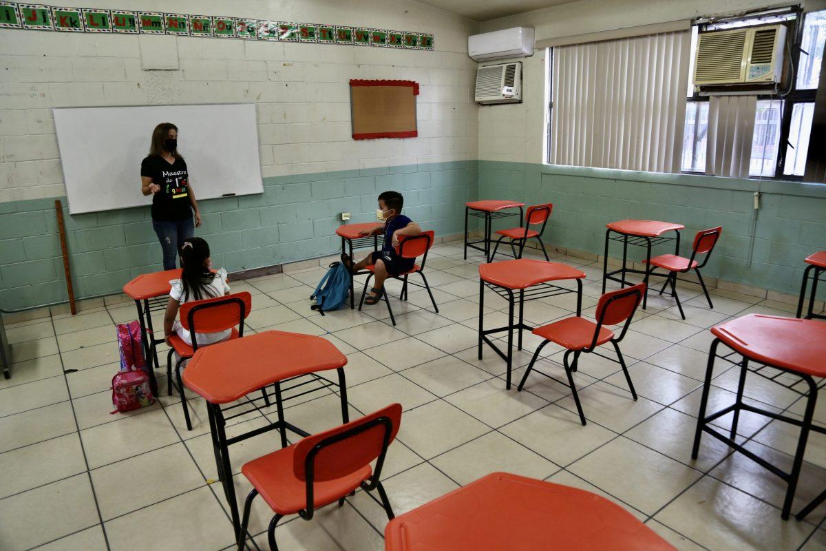 """Recomienda Protección Civil suspender clases presenciales en el sur de Sonora por """"Nora"""""""