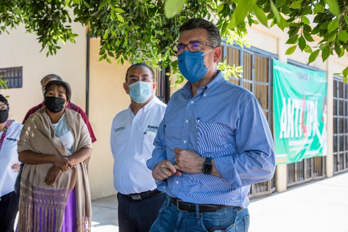 Exhorta Salud Sonora a cuidarse de las altas temperaturas