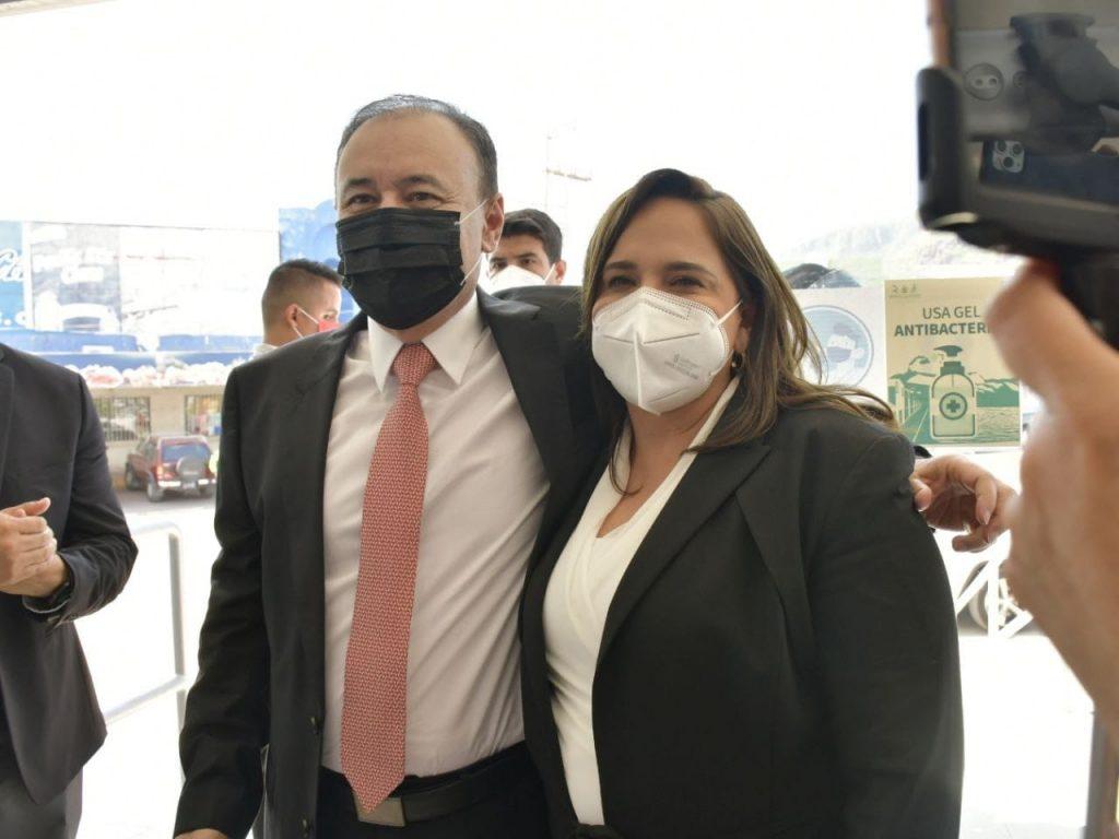 Gobernaré desde los municipios para que le vaya bien a Sonora: Alfonso Durazo.