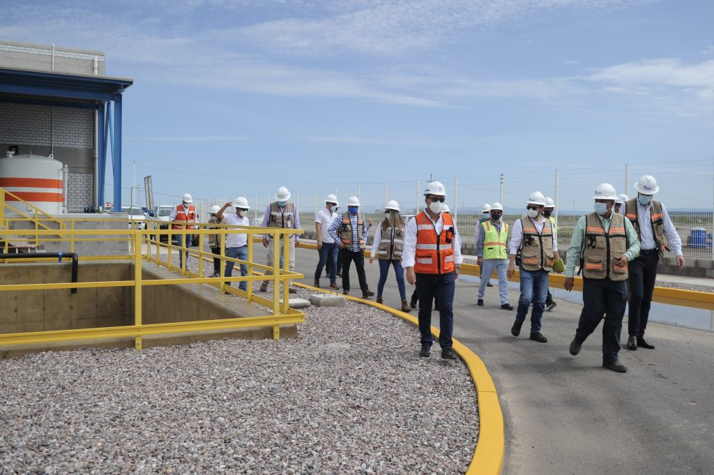 Inicia etapa de pruebas planta desaladora Guaymas-Empalme