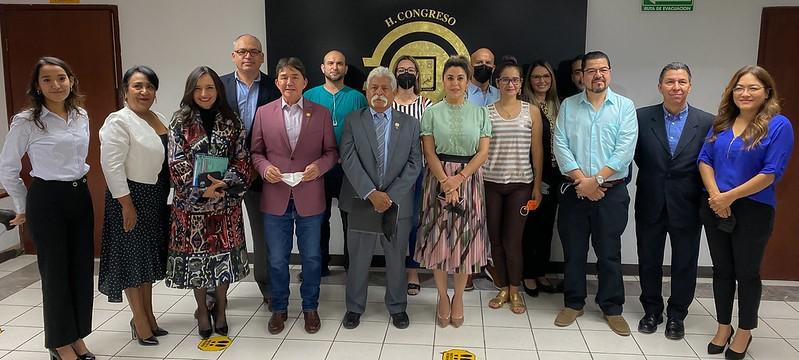 Brenda Córdova presidirá la Comisión de Energía, Medio Ambiente y Cambio Climático