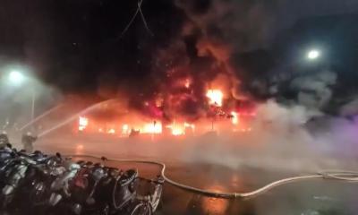 46 muertos y decenas de heridos en un incendio en Taiwán