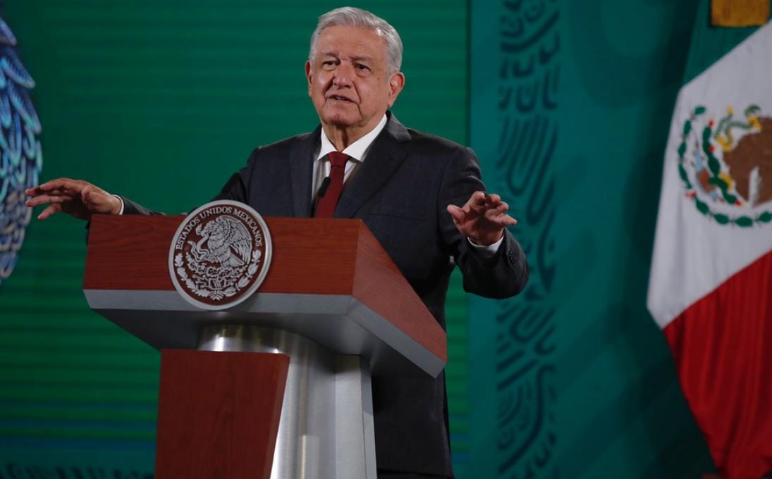 """La honestidad del pueblo es la mayor riqueza de México """", aseguró AMLO. Foto Cristina Rodríguez"""